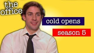 BEST Cold Opens (Season 5)  - The Office US
