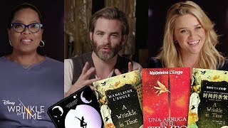 """""""Legacy of the Book"""" Featurette - A Wrinkle in Time"""