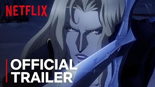 Castlevania: Season 2   Official Trailer [HD]   Netflix