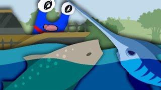 Die Meister-Angel  | #05 「Cat Goes Fishing」