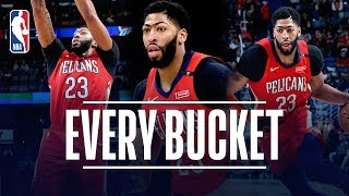 Every Bucket From Anthony Davis