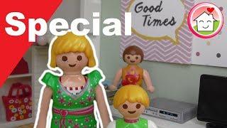 Playmobil Film deutsch Pimp my PLAYMOBIL : Frühlingsdeko / Einrichtungstipps von Family Stories