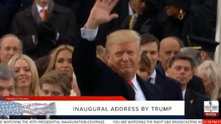 Full Speech: President Donald Trump Inaugural Address 1/20/17