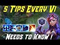 5 TIPS EVERY VI NEEDS TO KNOW! League of...mp3