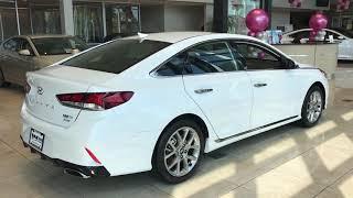 2018 Hyundai Sonata Limited 2.0 Turbo