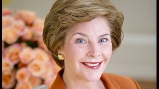 Laura Bush - White House Correspondents Dinner