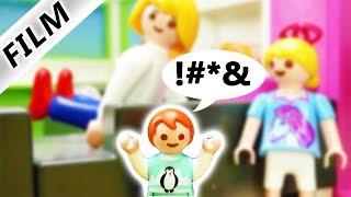 Playmobil Film deutsch   TAG DER WAHRHEIT- Emma sagt was sie denkt   Kinderserie Familie Vogel