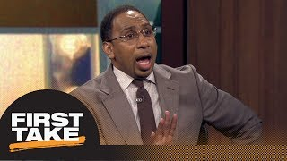 Stephen A. and Max on Kawhi Leonard: Will he end up in LA? | First Take | ESPN