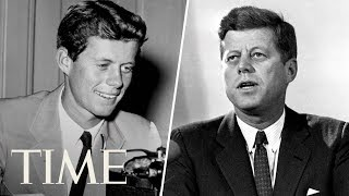 JFK: The 35th U.S. President John F. Kennedy