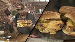 Best. Burger. Ever.   Marcus Meacham