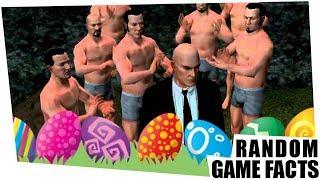"""Das """"beste"""" Easter Egg der Welt & creepy Hochzeitsgäste - Random Game Facts #102"""