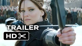 The Hunger Games: Mockingjay - Part 2 Official Teaser Trailer #1 (2015) - Jennifer Lawrence Movie HD