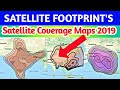 all Satellite Footprint।Coverage maps�...mp3