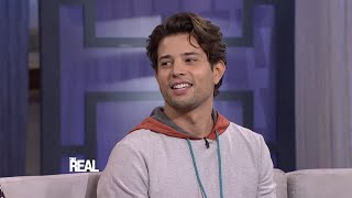 Rafael de La Fuente on Meeting & Making Out with Jussie Smollett