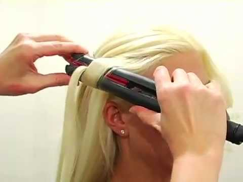 Укладки на длинные волосы утюжком фото пошагово