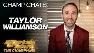 Comedian Taylor Williamson Speaks On Being Awkward - America