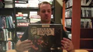 My Top 5 Strategy Heavy Board Games