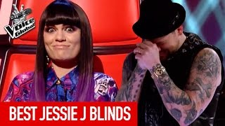 The Voice | BEST JESSIE J Blind Auditions