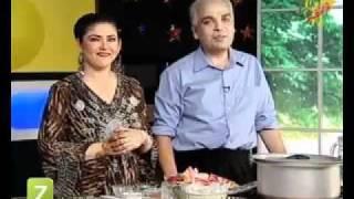 Mishi Khan @ Khaatay Peetay Cooking Show 26