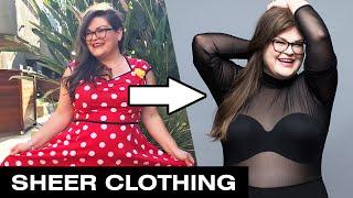 Kristin Wears Sheer Outfits For A Week • Ladylike