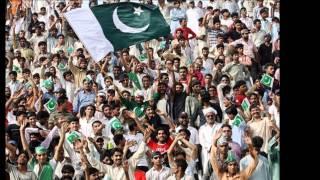 Pakistan Patriotic Song - Pa Pakistan Waya Salaam Zama - Milli Naghma