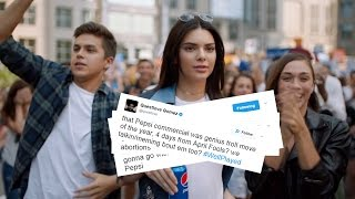 Celebs REACT To Kendall Jenner