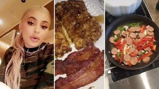 Cooking With Kylie Jenner | Episode 4 | My Everyday Breakfast Meal