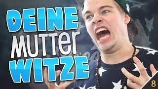 DEINE MUTTER WITZE!  - mit Taddl