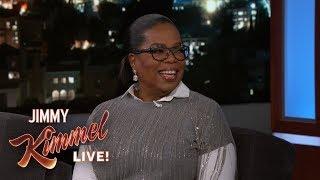 Oprah Winfrey on Running for President & Trump