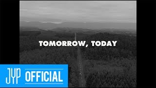 """JJ Project """"Tomorrow, Today(내일, 오늘)"""" Teaser Video"""