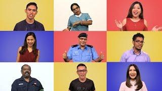 #RaiseTheFlagMY: Jalur Gemilang & Saya Anak Malaysia mashup