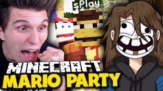 NEUE PROJEKTE & GLP´s MEGA RÜLPSER ✪ Minecraft Mario Party mit GermanLetsPlay