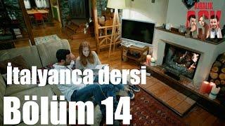 Kiralık Aşk 14. Bölüm - İtalyanca Dersi