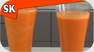 CARROT JUICE DILEMMA - SMOOTHIE TUESDAY 008