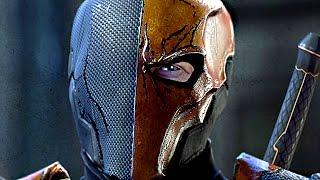 BATMAN Vs. DEATHSTROKE Full Boss Fight - Batman Arkham Origins