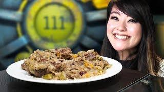 COOKING FALLOUT 4 DISHES! (Radstag Stew and Deezer