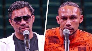 Manny Pacquiao vs. Keith Thurman FULL POST FIGHT PRESS CONFERENCE | Fox PBC Boxing