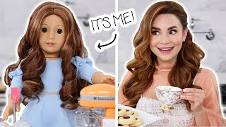 I'm An American Girl Doll?!