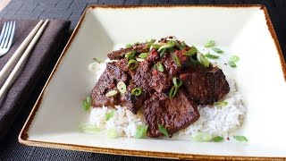 Bulgogi Beef Recipe - How to Make Korean-Style Barbecue Beef