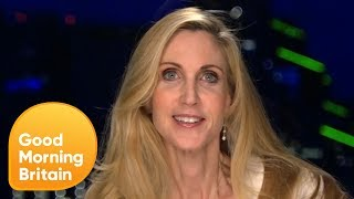 Ann Coulter Defends Donald Trump