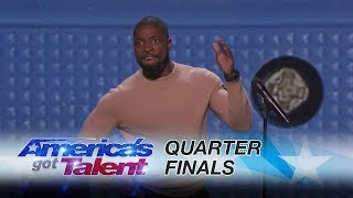 Preacher Lawson: Comedian Covers Clapping to Smartphones - America