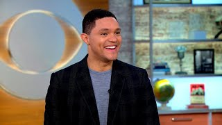 """Trevor Noah on taking """"Born a Crime"""" from the page to students"""
