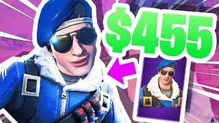 THIS Fortnite Skin Cost Me $455!!!