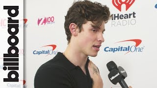Shawn Mendes Reacts to Grammy Nomination for