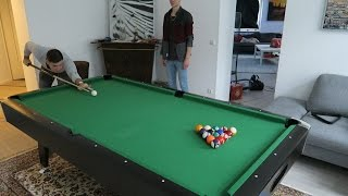 Billiard Time | mit den Jungs in Berlin | inscopelifestyle