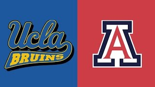 UCLA vs. Arizona Preview And Prediction   CampusInsiders