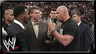 Tyson and Austin brawl on Raw: WWE Raw