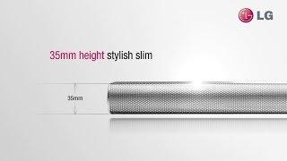 LG 4.1ch Hi-Fi Soundbar (NB5540)