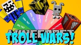 Wir zerstören Logos Base! (Troll Wars | TNT-Roulette)