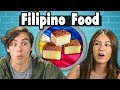 Teens Try Filipino Food | People Vs. Foo...mp3
